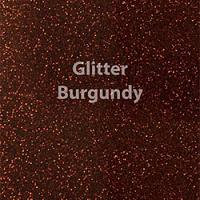 Siser EasyWeed - Glitter Burgundy