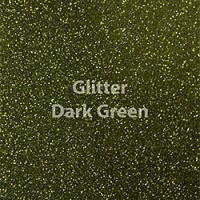 Siser EasyWeed - Glitter Dark Green
