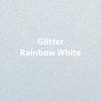 Siser EasyWeed - Glitter Rainbow White