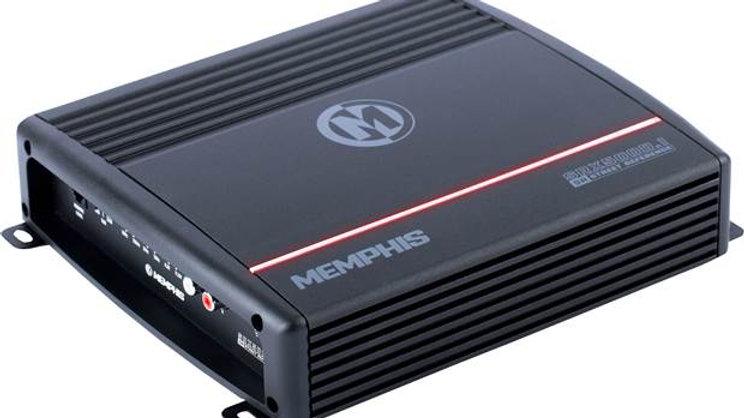 Memphis Audio SRX500D.1 mono subwoofer amplifier