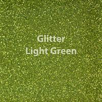 Siser EasyWeed - Glitter Light Green