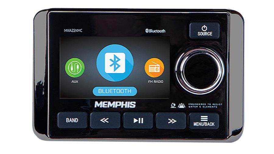 Memphis MXAZ24MC - Multi Zone Media Center W/ Subwoofer Control