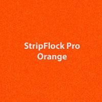 Siser EasyWeed - StripFlock Pro - Orange