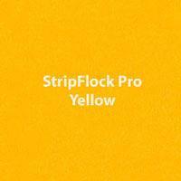 Siser EasyWeed - StripFlock Pro - Yellow