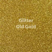 Siser EasyWeed - Glitter Old Gold