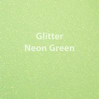 Siser EasyWeed - Glitter Neon Green