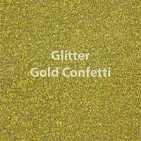 Siser EasyWeed - Glitter Gold Confetti