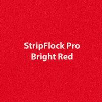 Siser EasyWeed - StripFlock Pro - Bright Red