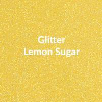 Siser EasyWeed - Glitter Lemon Sugar