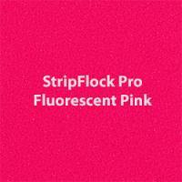 Siser EasyWeed - StripFlock Pro - Fluorescent Pink