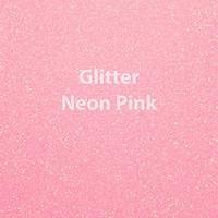 Siser EasyWeed - Glitter Neon Pink