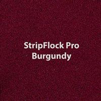 Siser EasyWeed - StripFlock Pro - Burgundy