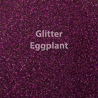 Siser EasyWeed - Glitter Eggplant