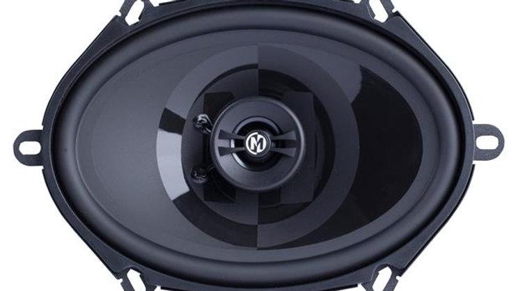 "Memphis Audio PRX57 5""x7"" 2-way car speakers"