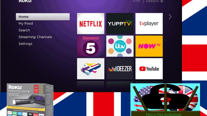 Roku UK Geo Unlock Turn Key Solution Plug and Play VPN Tunnel Australia