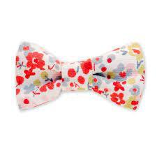 Posie Cotton Dog Bow Tie - Mutts & Hounds (Harrods)