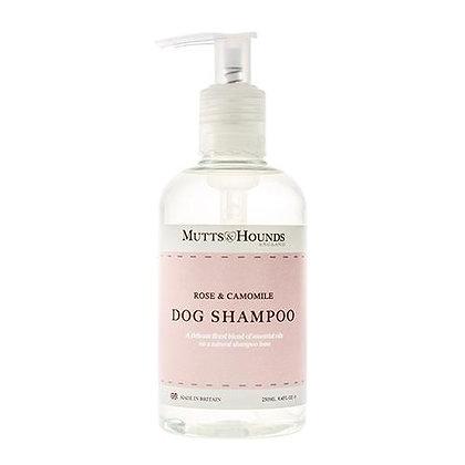 Rose & Camomile Dog Shampoo 250ml