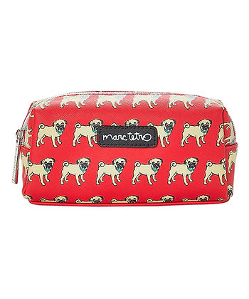 Marc Tetro Pug Cosmetic / Pencil Case