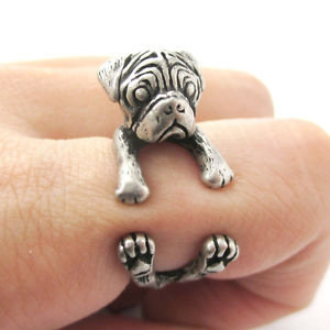 Pug Ring (adjustable)