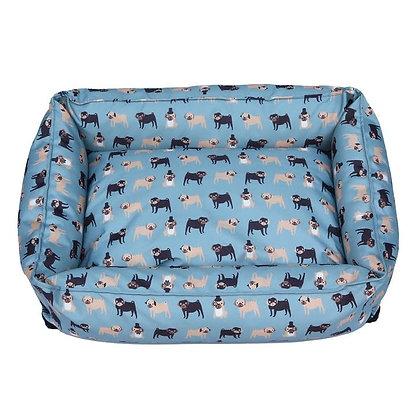 Fenella Smith Luxury Pug Dog Bed - Designer (John Lewis)