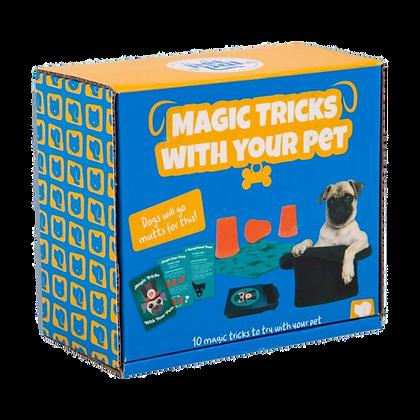 Magic Tricks With Your Pet -Pet Pal