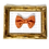 Thumbnail: Tweed Pure Wool removable Bow Tie from Teddy Bear Boutique