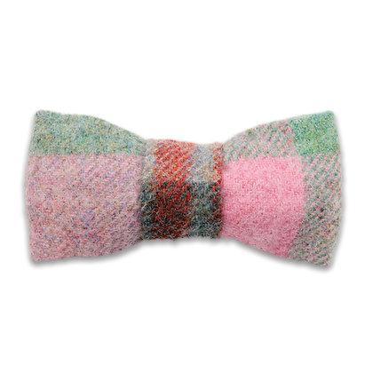Macaroon Tweed Dog Bow Tie - Mutts & Hounds (Harrods)