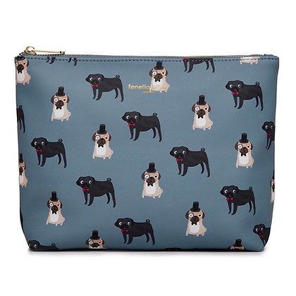Fenella Smith New Pug Design Washbag