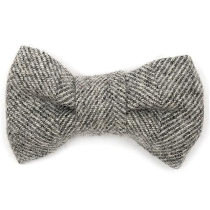 Stoneham Tweed Bow Tie - Mutts & Hounds (Harrods)
