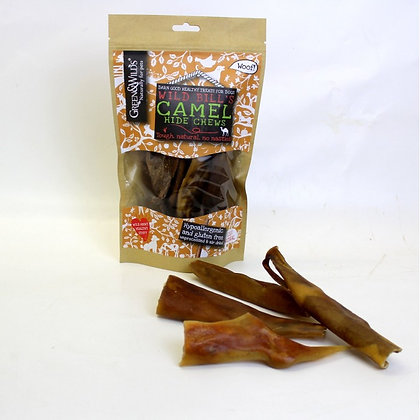 Camel Hide Chews from Green & Wilds