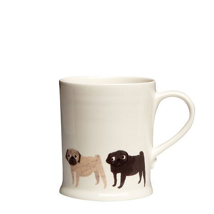 Fenella Smith Pug Mug