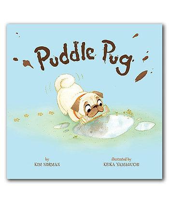 Puddle Pug - Hardback Children's Book