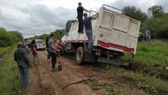 Campaña Donación Comunidad Wichi - Miraflores. Diciembre 2019