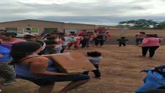 Campaña Donación Comunidad QOM - Miraflores. Diciembre 2019