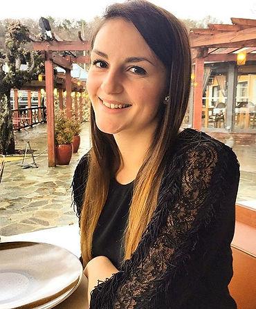 Marine Bello diététicenne portrait