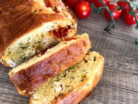 Cake à l'italienne sans matière grasse