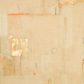 "Pain Mixed media on wood panel 14"" x 18"" 2003"