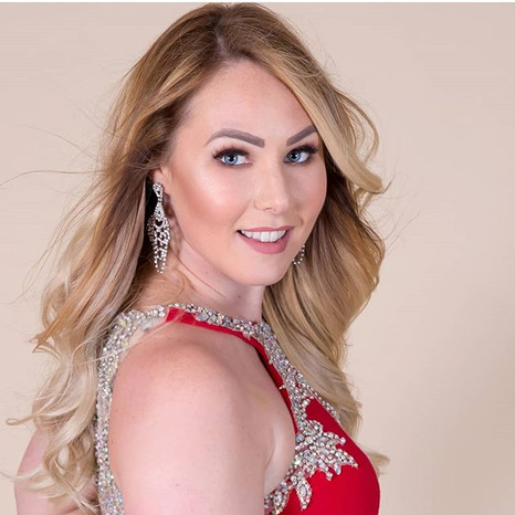 Model - stunning Miss GB finalist Stepha