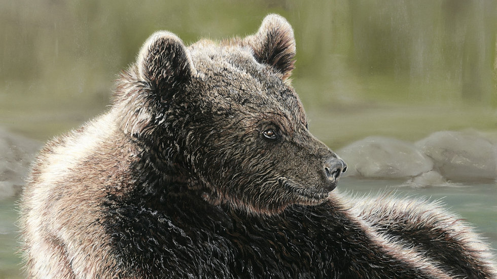 Artio -The Bear Goddess