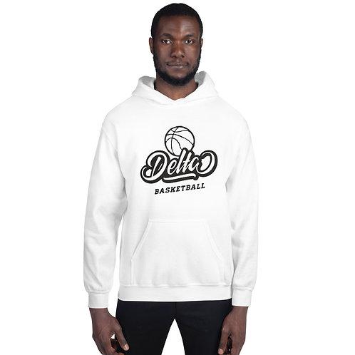 Delta Basketball Unisex Hoodie