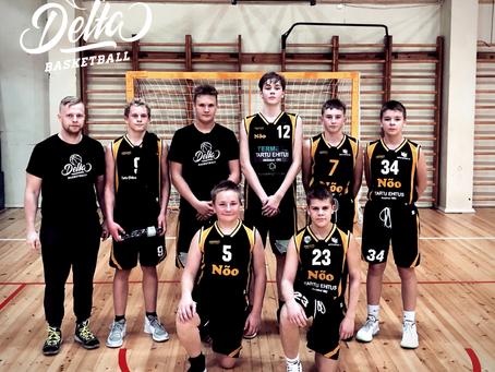 Delta/Nõo U16 etapp Värskas