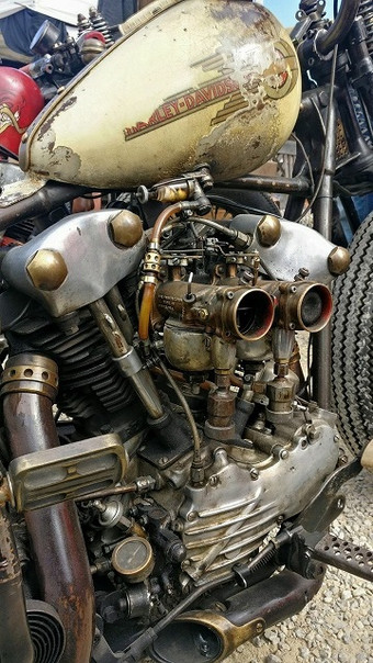 Demise of the Knucklehead