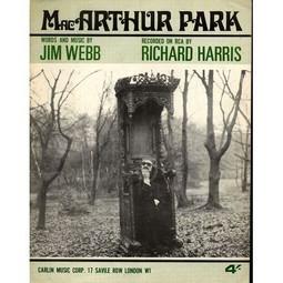 From the Kitsch List - MacArthur Park