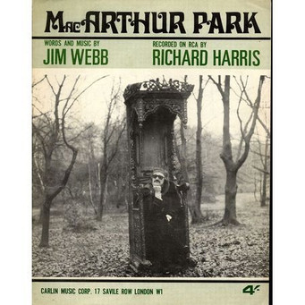 From the Kitsch List - MacArthur Park