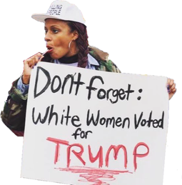 What's wrong with white women?