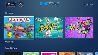 KidsZone On X1