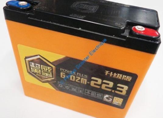 Batterie 12 V 22.2 AH