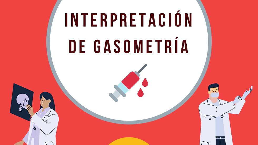 Taller de Interpretación de Gasometría Arterial