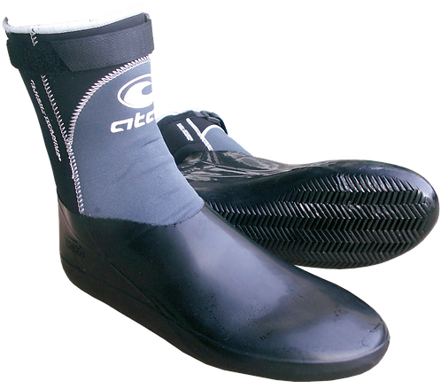 Atan mistral (round-toe) wetsuit boots