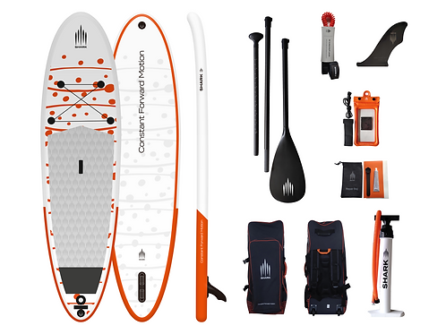 Shark All-round 10FT 2 Paddleboard